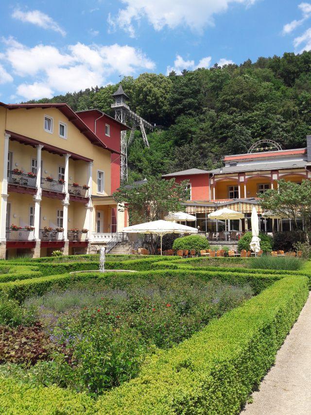 Entschleunigungsseminar im Parkhotel Bad Schandau - Pura Hotels